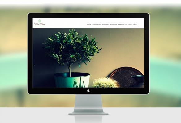 Webdesign | Eden House